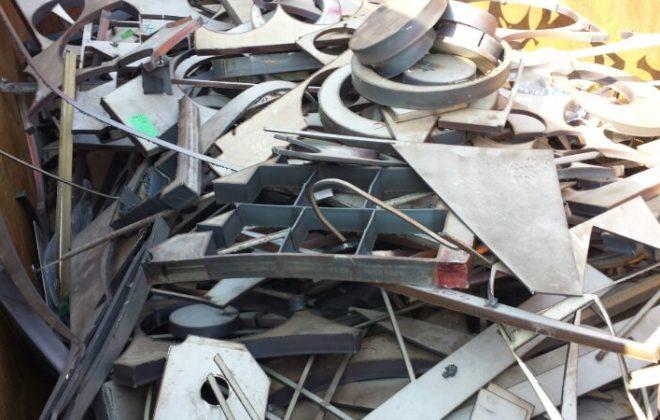 rottami acciaio duplex