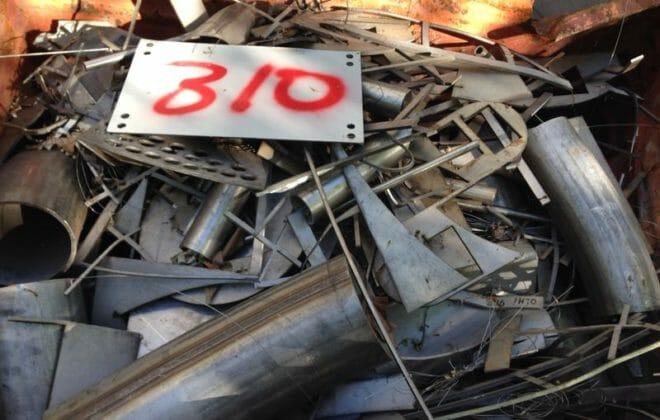 aisi 310 scrap